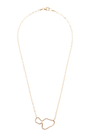 Maui Ocean Jewelry Maui Island Necklace - Front cropped