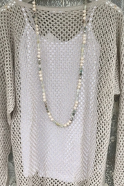 An Old Soul Jewelry Maui Ocean Neclace - Front full body