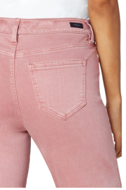 Liverpool  Mauve Blush Abby Ankle Skinny Jean - Side cropped