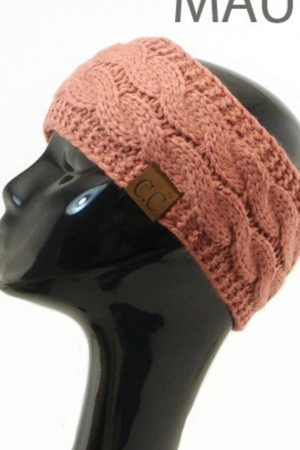 06ccb42452d CC Beanie Mauve Cc Headwrap from California by Apricot Lane - Folsom ...
