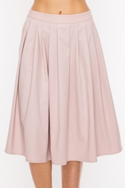 HYFVE Mauve Flare Skirt - Product Mini Image