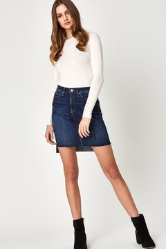 Mavi Jeans Mavi Mila Denim Skirt - Product List Image