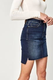 Mavi Jeans Mavi Mila Denim Skirt - Front full body