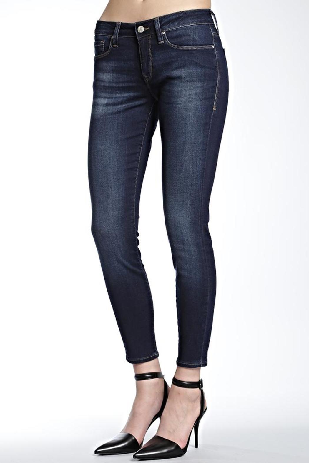 Mavi Jeans Alexa Ankle Skinny - Front Cropped Image