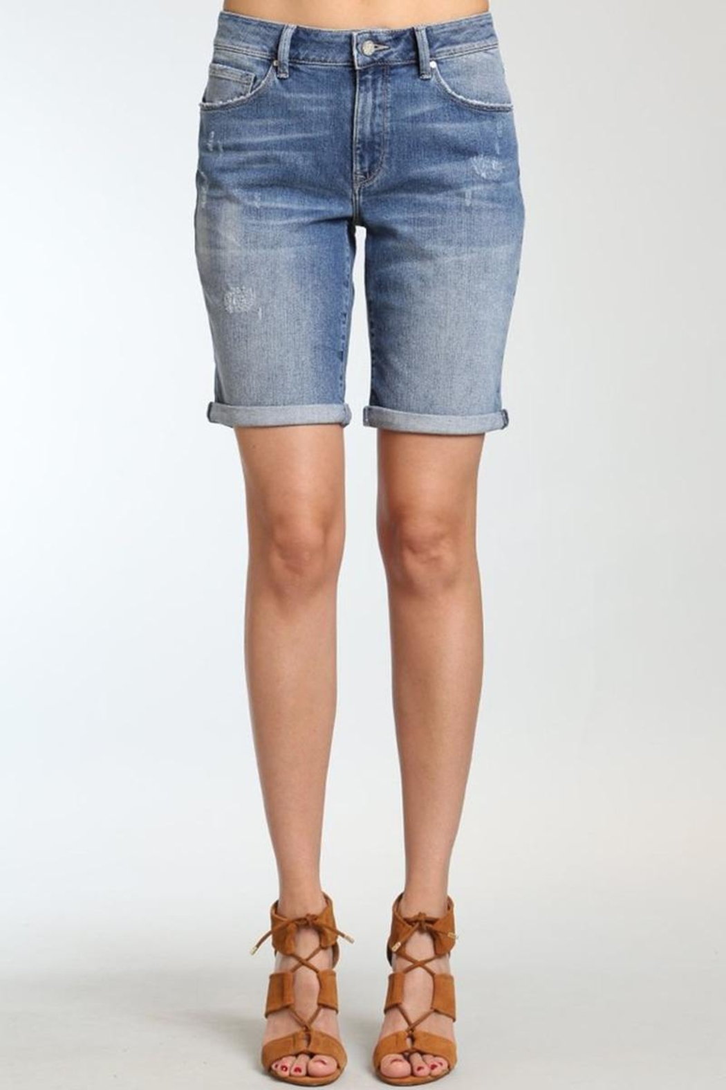 Mavi Jeans Alexis Mid Rolled Short - Main Image
