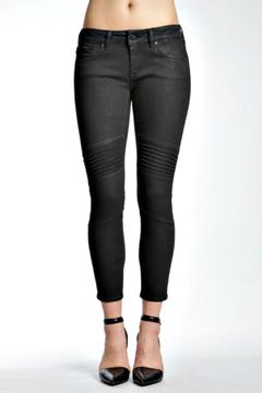 Mavi Jeans Coated Biker Skinny - Product List Image