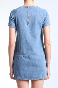 Mavi Jeans Denim Shift Dress - Alternate List Image
