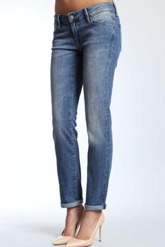 Shoptiques Product: Emma Slim-Boyfriend Denim