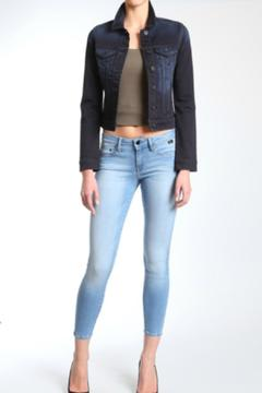 Mavi Jeans Fitted Denim Jacket - Alternate List Image