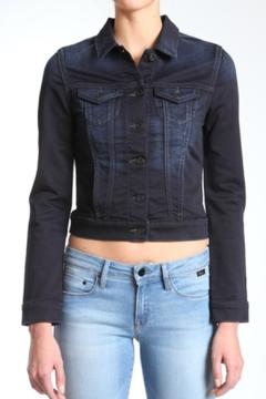 Mavi Jeans Fitted Denim Jacket - Product List Image