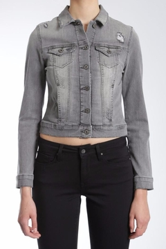 Mavi Jeans Grey Samantha Jacket - Product List Image