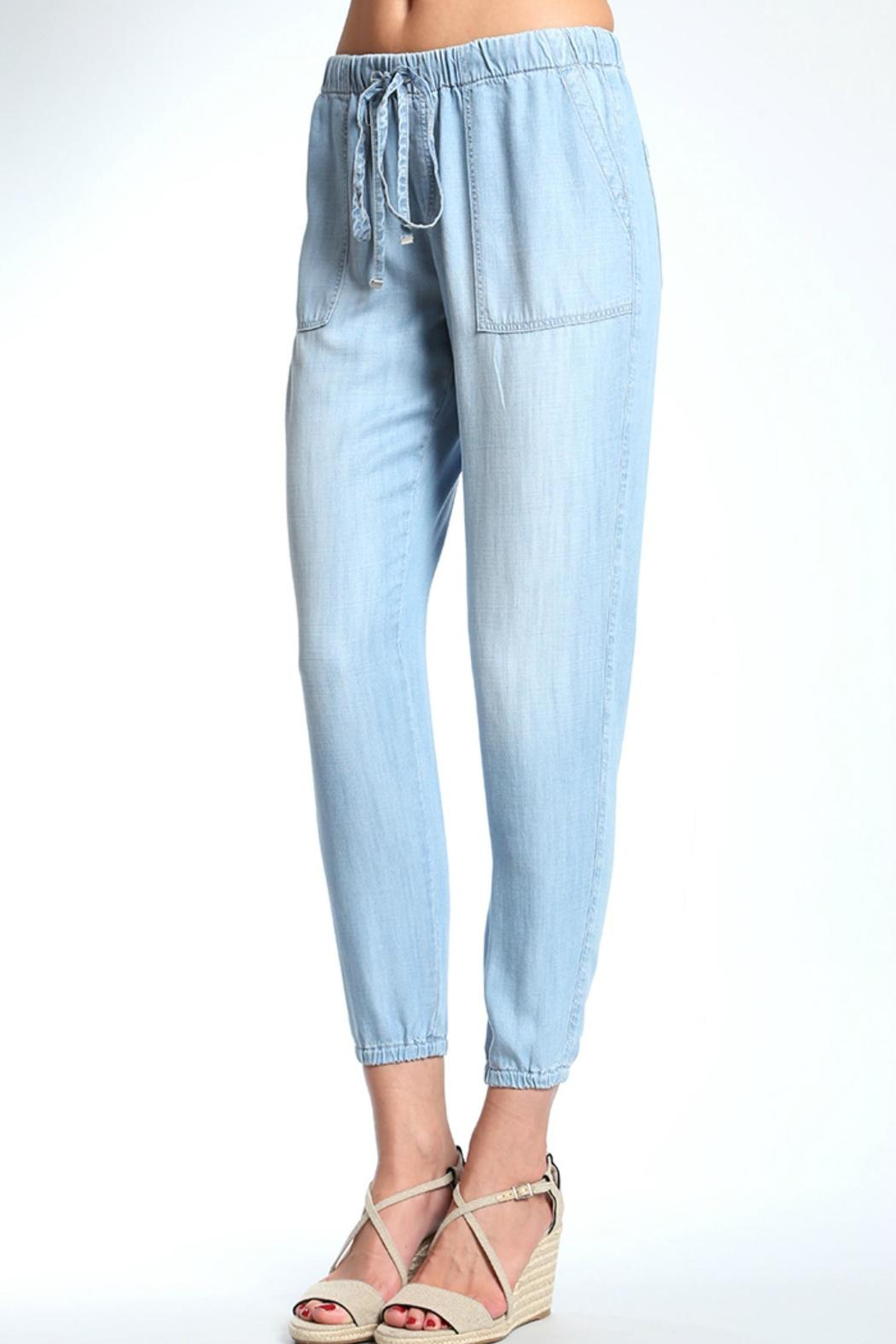 Mavi Jeans Slouchy Brushed Tencel Pants from Canada by Ragdolz ...