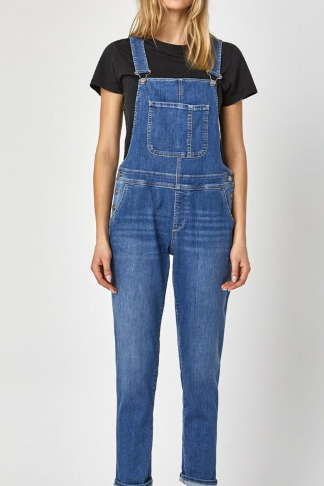 Mavi Jeans Tracy Overalls - Front Full Image