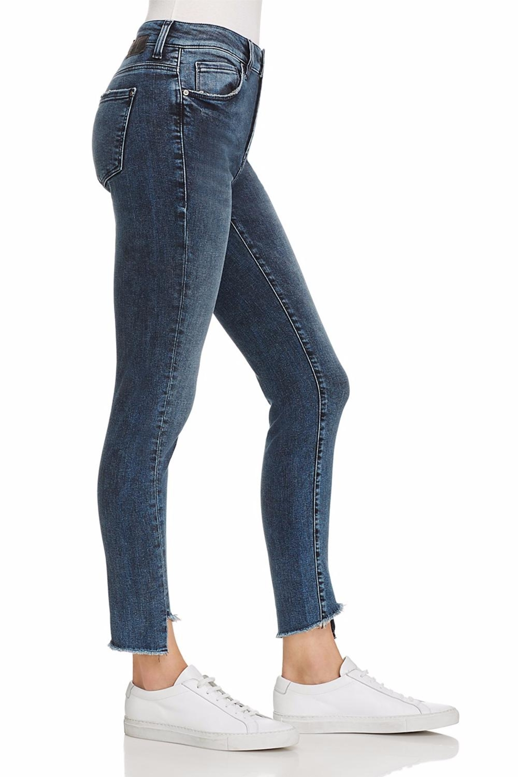 Mavi Jeans Twisted Seam Jeans - Front Full Image