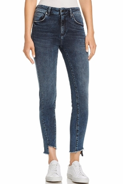 Mavi Jeans Twisted Seam Jeans - Product List Image
