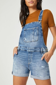 Mavi Jeans Wanda Shortall - Alternate List Image