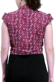 Mavis and Bob Claudette Cropped Top - Side cropped
