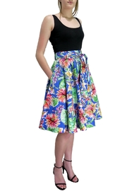 Mavis and Bob Emily Skirt Royal - Front full body