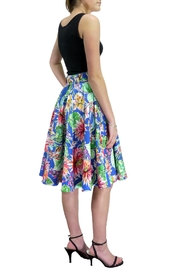 Mavis and Bob Emily Skirt Royal - Side cropped