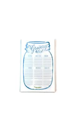 Shoptiques Product: Grocery List Notepad