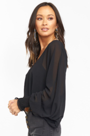 Show Me Your Mumu Max Bodysuit - Front full body