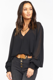 Show Me Your Mumu Max Bodysuit - Front cropped