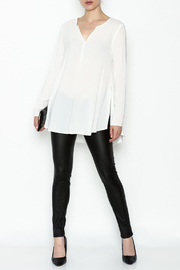 Max Volmary Viscose Blouse - Side cropped