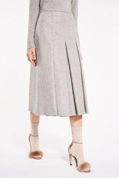 Shoptiques Product: Accenni Wool Skirt