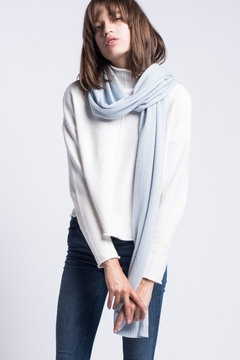 Max Mara Cashmere Scarf - Alternate List Image