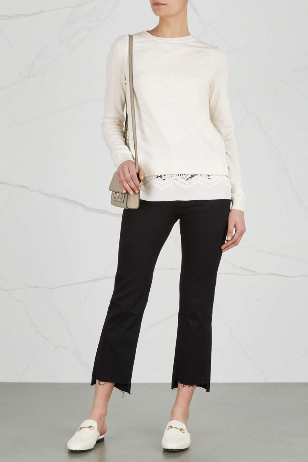 Max Mara Delta Two Piece - Back Cropped Image