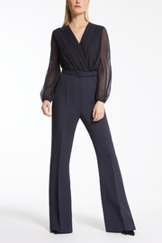 Max Mara Dumbo Navy Jumpsuit - Product Mini Image