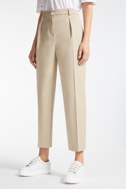 Max Mara Pagina Cotton Trousers - Product Mini Image