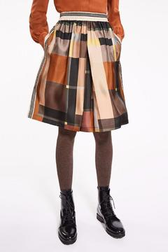 Shoptiques Product: Sidney Silk Skirt
