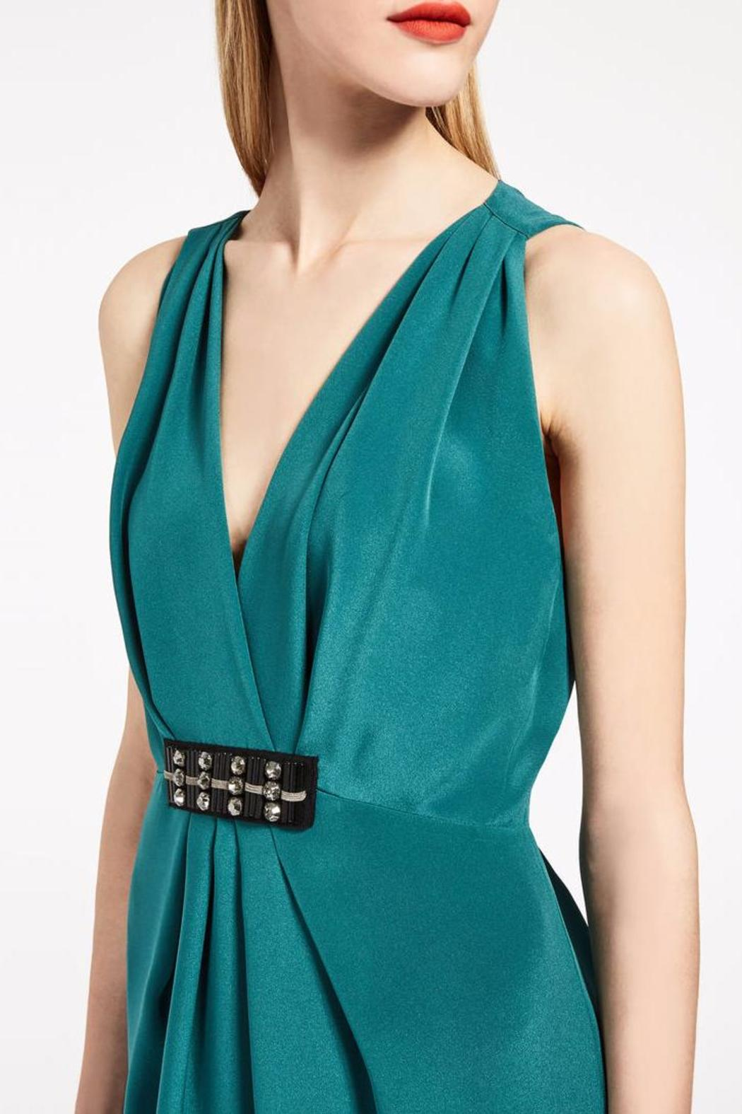 Max Mara Sottile Party Dress - Back Cropped Image