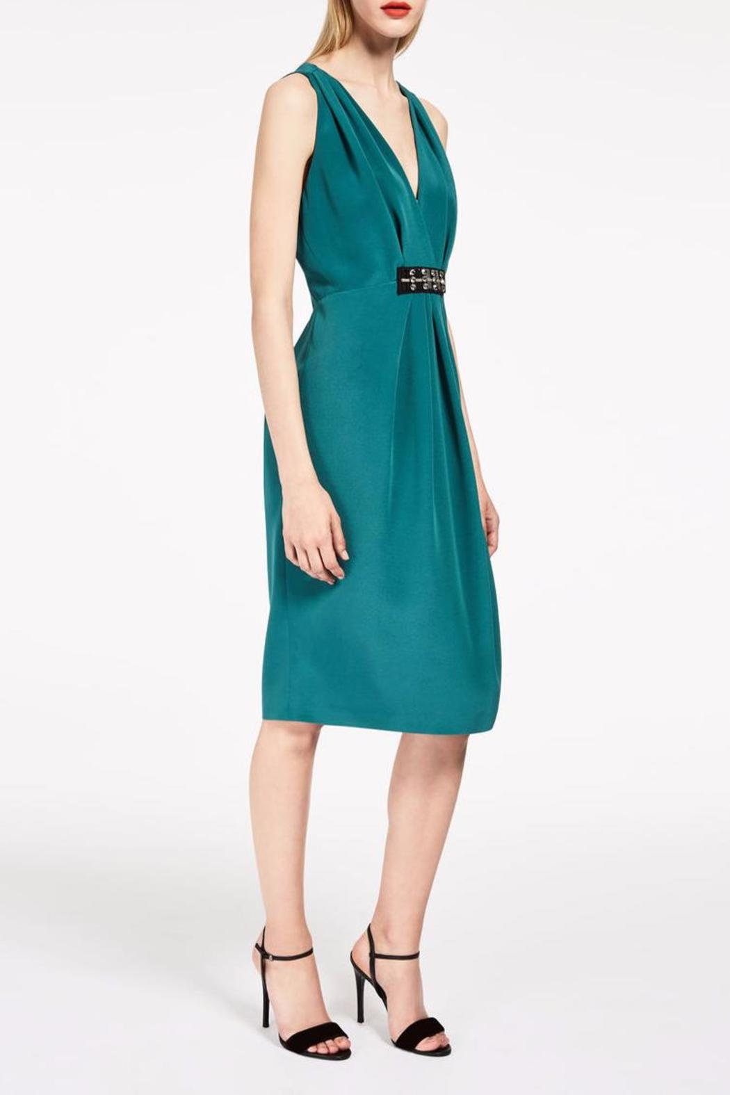 Max Mara Sottile Party Dress - Front Full Image