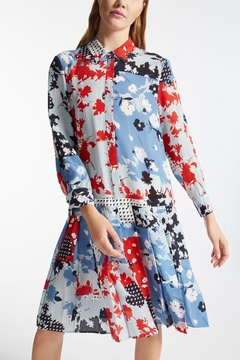 Max Mara Svelto Printed Dress - Alternate List Image