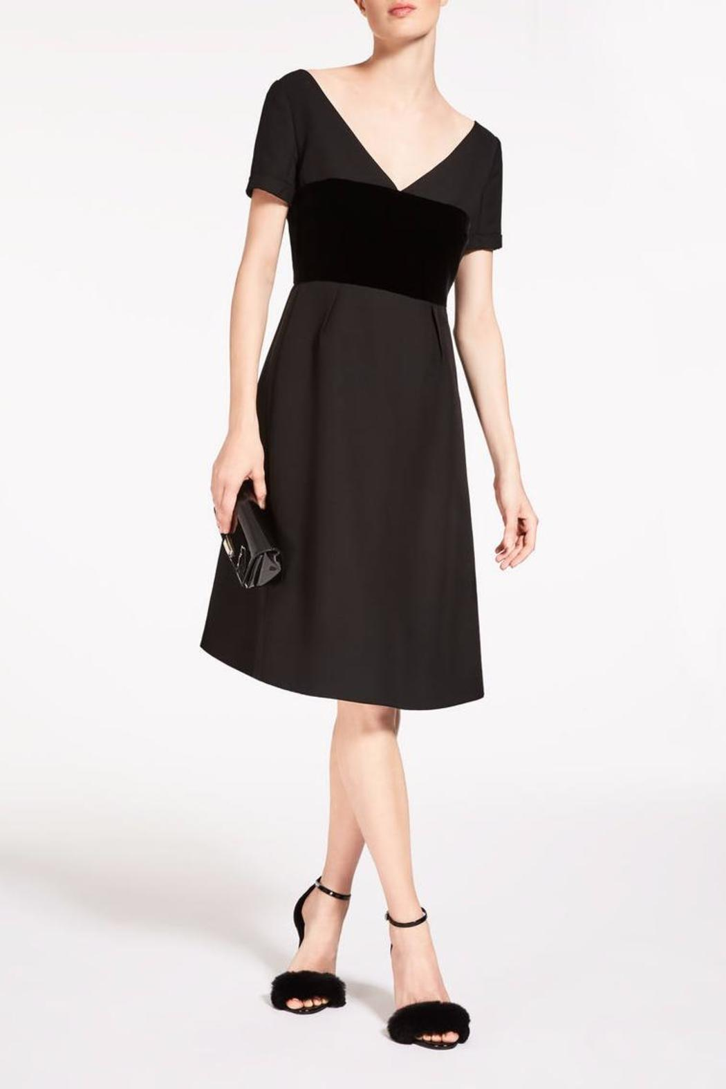 Max Mara Tegola A Line Dress - Main Image