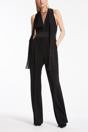 Max Mara Teorema Black Jumpsuit - Product Mini Image