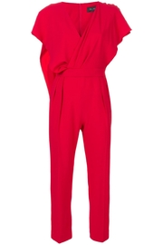 Max Mara Verusca Red Jumpsuit - Product Mini Image