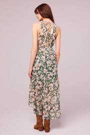 Band Of Gypsies Maxella Faux-Wrap Maxi - Side cropped