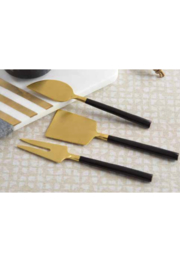 Zodax Maxfield Cheese Set - Front cropped