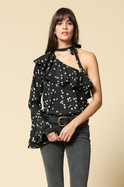 By Together Black Star Top - Product Mini Image