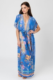 Pia Rossini Maxi Cover Up - Front cropped