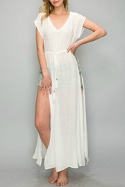 AAKAA Maxi Coverup Dress - Product Mini Image