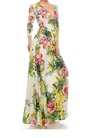 Janette Maxi Dress - Product Mini Image
