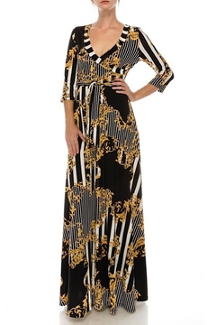 Janette Maxi Dress - Product List Image
