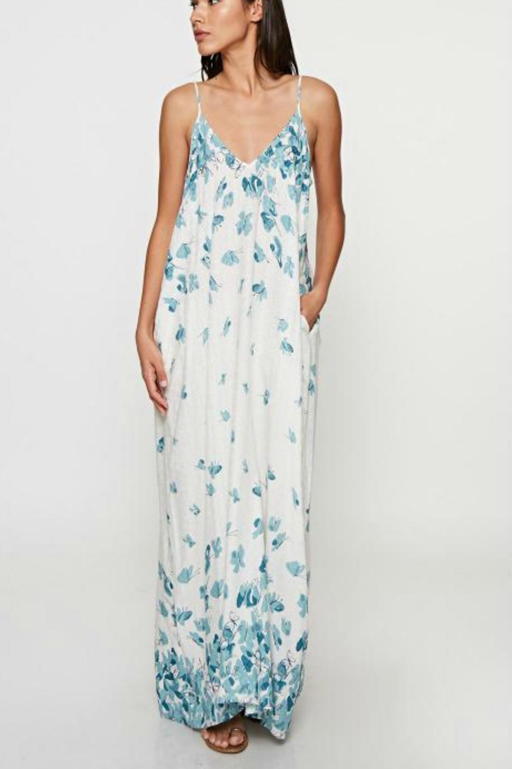 1fcc8f630ba12 Love Stitch Maxi Dress from Raleigh by Athleisure — Shoptiques