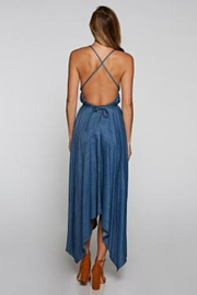 Love Stitch Maxi Dress - Front full body