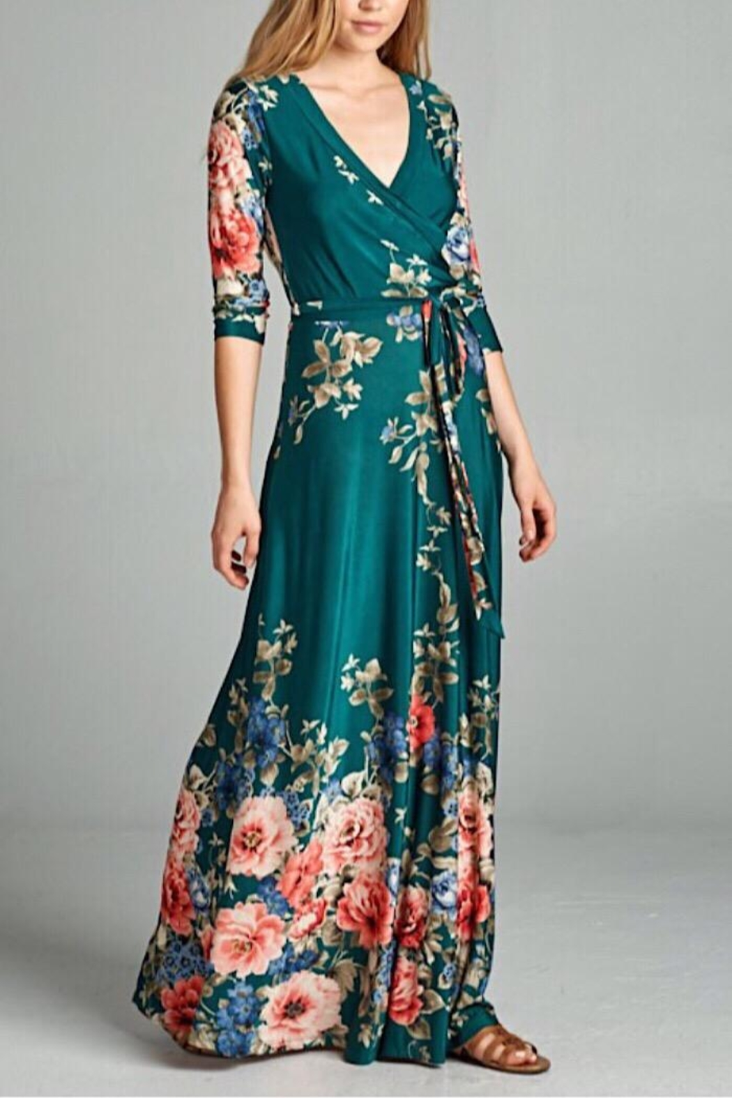tua Maxi Dress - Main Image