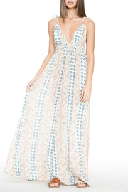 En Creme Maxi Dress - Product Mini Image